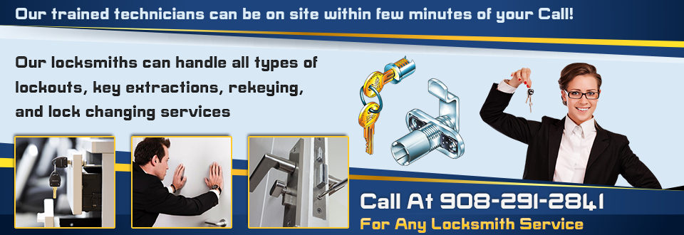 Commercial Locksmith Mountainside NJ