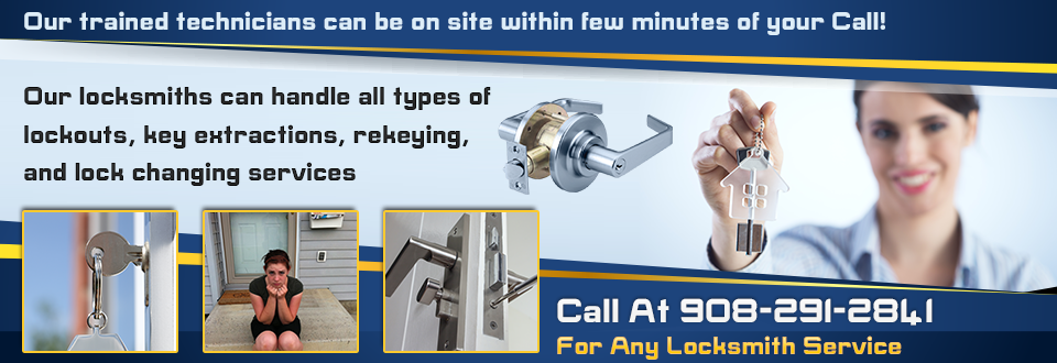 Residential Locksmith Mountainside NJ